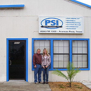 PLastic Stainless, Inc. - Storefront in Aransas Pass, Texas